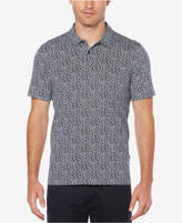 Perry Ellis Men's Floral-Print Polo