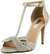 INC International Concepts INC International Co Risha 2 Women US 7 Gold Sandals