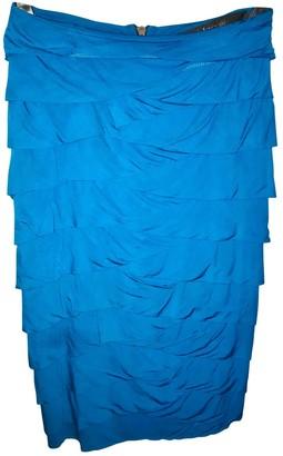 Yigal Azrouel Blue Skirt for Women