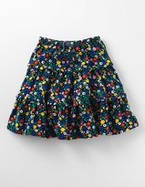 Boden Twirly Frill Skirt