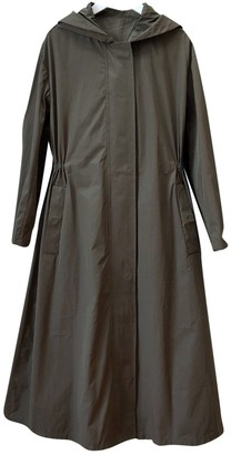 Max Mara 's Khaki Trench Coat for Women
