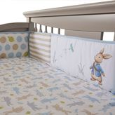 Lambs & Ivy Peter Rabbit Crib Bumper by