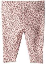 Ralph Lauren Floral Stretch Cotton Leggings Girl's Casual Pants