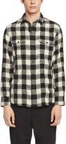 Rag & Bone Jack Shirt – Green Check