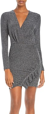 IRO Noize Metallic Dress
