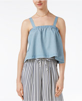 BB Dakota Chet Cropped Swing Top