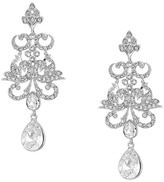 Nina Art Nouveau Chandelier Statement Earrings Earring