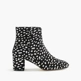 Chunky Heel Leopard - ShopStyle