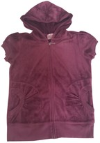 Juicy Couture Burgundy Cotton Knitwear for Women