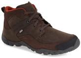 Merrell Telluride Mid Waterproof Hiking Sneaker Boot