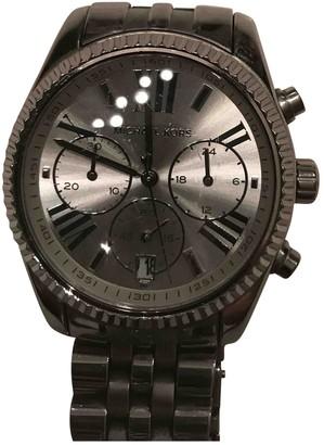 Michael Kors Grey Steel Watches