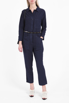 MiH Jeans Eames Cotton Jumpsuit