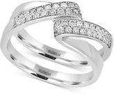 Effy Diamond Statement Ring (1/2 ct. t.w.) in 14k White Gold