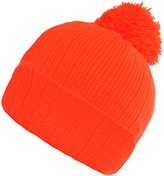 Simplicity Unisex Winter Beanie Hats with Pom, 100% Acrylic