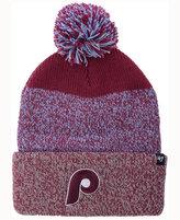 '47 Philadelphia Phillies Static Pom Knit Hat