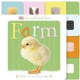 DK Publishing Feel and Find Fun: Farm (Board Book)
