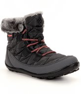 Columbia Girls Minx Shorty Waterproof Cold Weather Boots