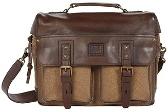 Frye Ethan Brief (Wheat) Bags