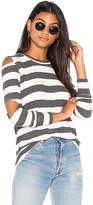 LnA Mesa Sweater in White. - size L (also in M,S,XS)