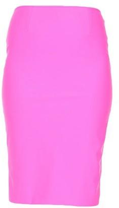 GCDS Knee length skirt