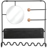 Umbra Estique Jewellery & Accessories Organiser Colour: Black