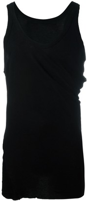 Julius Shirred Scoop-Neck Top