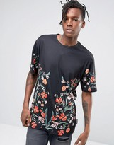 Jaded London Floral T-Shirt