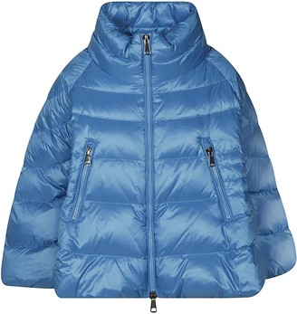 Ermanno Scervino Cropped Padded Jacket