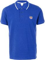 Kenzo Tiger polo shirt - men - Cotton - S