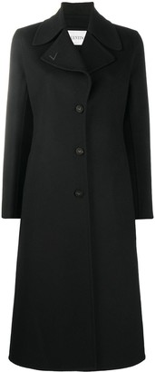 Valentino V plaque coat