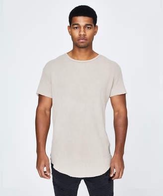 Standard CCTV Curve Waffle T-Shirt Pearl Beige