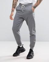 Pull&bear Skinny Joggers In Grey
