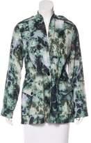 Raquel Allegra Tie-Dye Casual Jacket w/ Tags