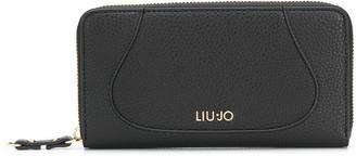 Liu Jo Logo-Plaque Wallet