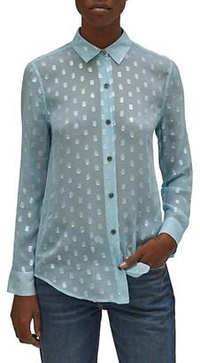 Equipment Essential Classic Button-Up Shirt
