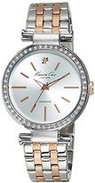 Kenneth Cole New York Women's 10019277 Rock Out Analog Display Japanese Quartz Silver Watch