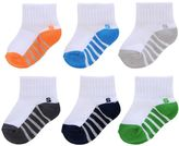 Baby Boy / Toddler Boy Jumping Beans® 6-pk. Socks