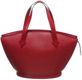Louis Vuitton St Jacques leather tote