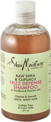 Shea Moisture Raw Shea & Cupuacu Frizz Defense Shampoo