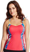 Panache Women's Sport Tank with Built In Underwired Sports Bra
