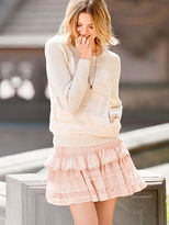 Victoria's Secret Tiered Ruffle Skirt