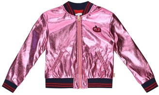 Marc Jacobs Metallic bomber jacket