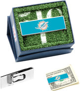 Cufflinks Inc. Men's Miami Dolphins Money Clip