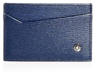 Montblanc Westside Leather Card Case