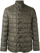 Fay high neck down jacket - men - Feather Down/Polyamide - L