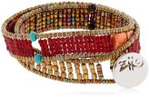 Ziio Boa Wrap Around Bracelet