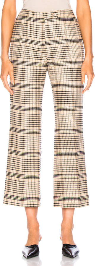 Acne Studios Cropped Trouser