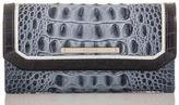 Brahmin Soft Checkbook Wallet Tri-Texture