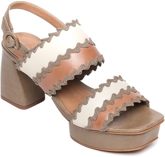 Bernardo Remi Leather Sandal