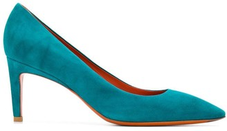 Santoni pointed pumps